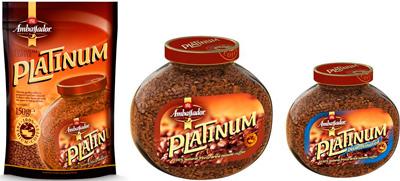 Кофе Ambassador Platinum