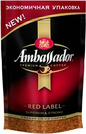 Кофе Ambassador Red Label