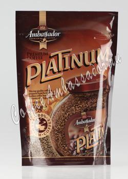 Кофе Ambassador Растворимый Platinum 150 гр