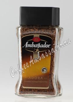 Кофе Ambassador Растворимый Adora 95 гр (ст.б.)
